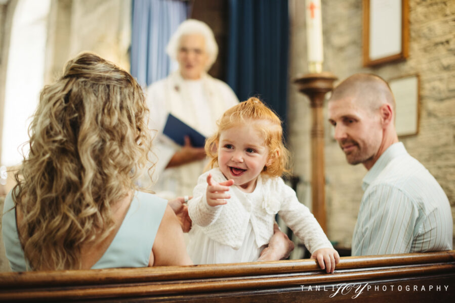 christening photography