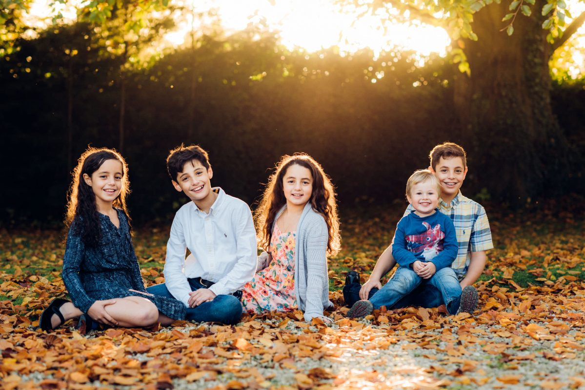 Autumn Family Shoot