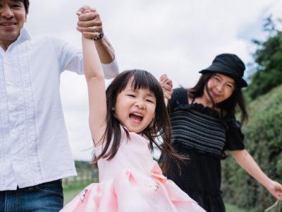 Daylesford Farm Family Photo shoot